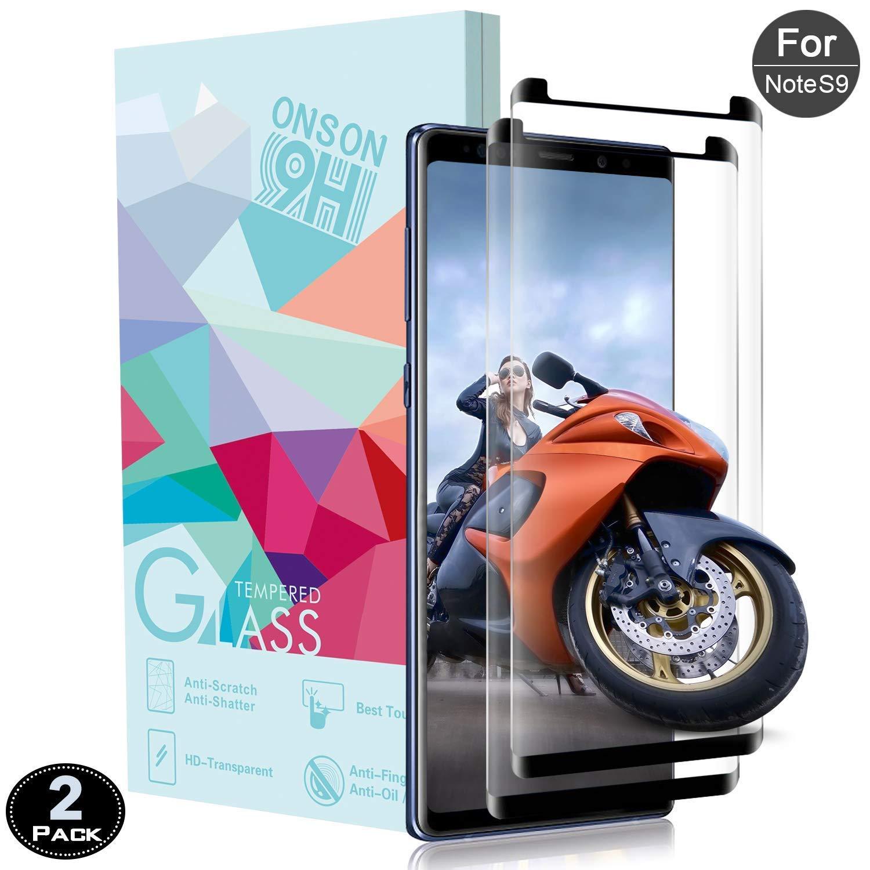 Amazon com: Galaxy Note 9 Screen Protector, Zebre Samsung