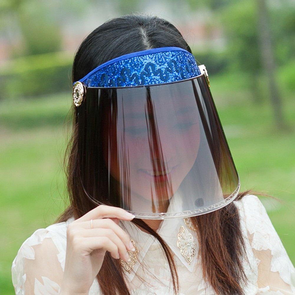 Nuevo WENZHE Verano Gorros para el sol sombrero de playa ala Ancha  sombreros protección solar Lentes 6cae4abbc1a