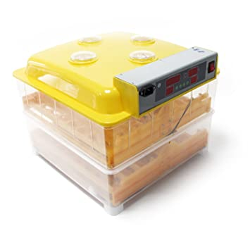 Couveuse automatique Incubateur Éclosoir 112 oeufs  Amazon.fr ... 05c24ca24741