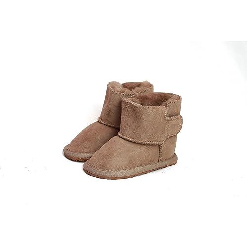 Eastern Counties Leather - Bottes Charlie en peau de mouton - Enfant g9mw8hp