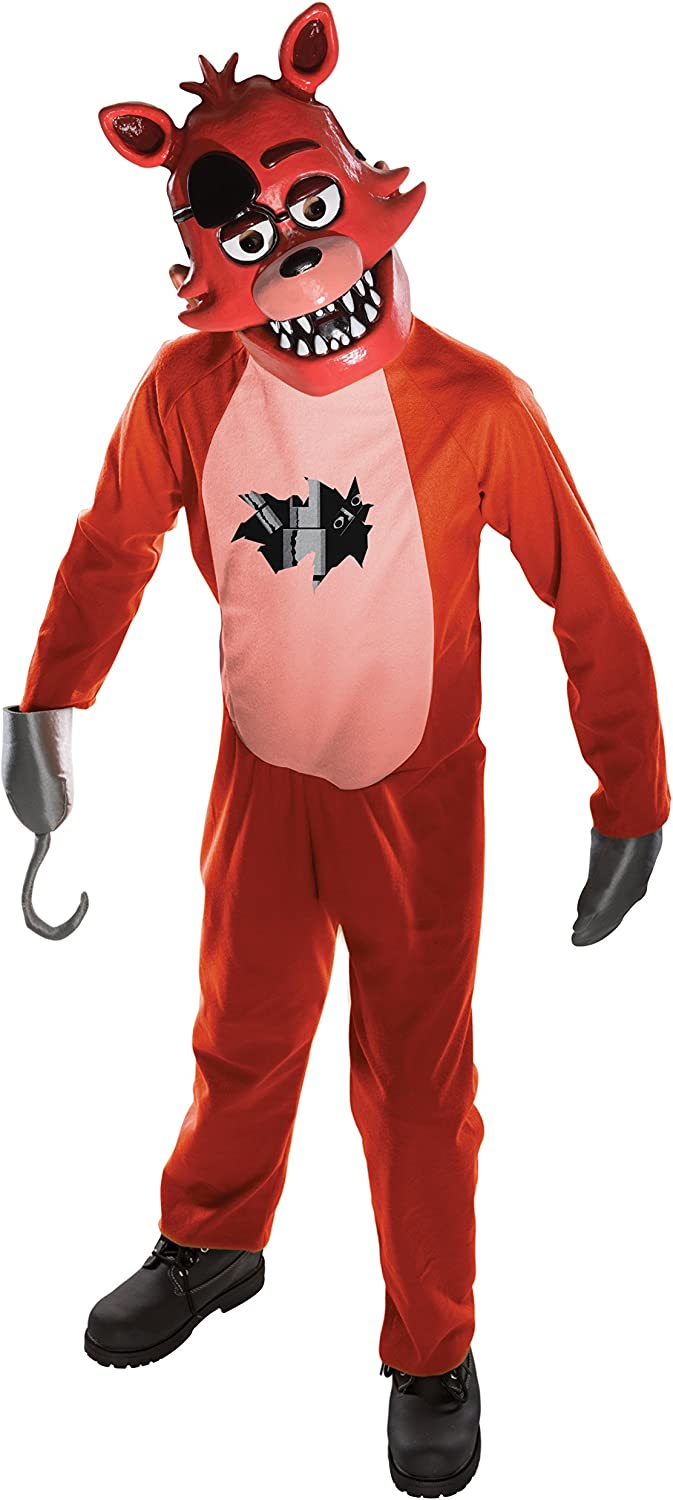 Rubies Five Nights Childs Value-Priced at Freddys Foxy Costume, Medium