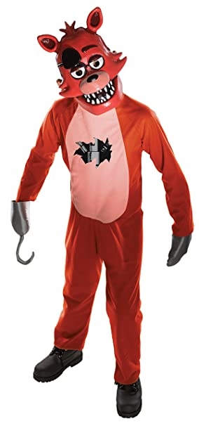 Rubies Costume Kids Five Nights at Freddys Foxy Costume, Medium