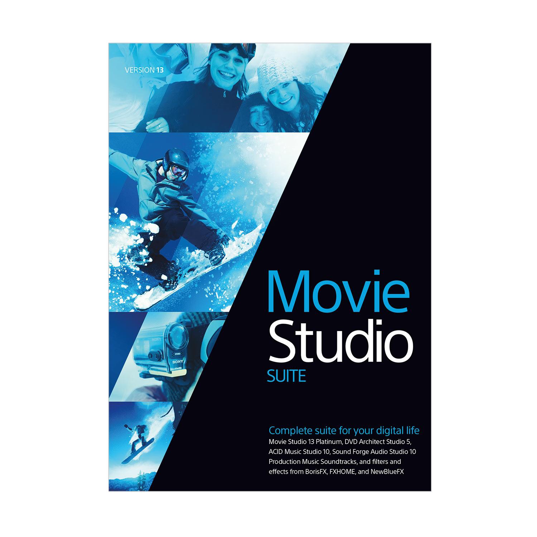 VEGAS Movie Studio 13 Suite [Download] by MAGIX
