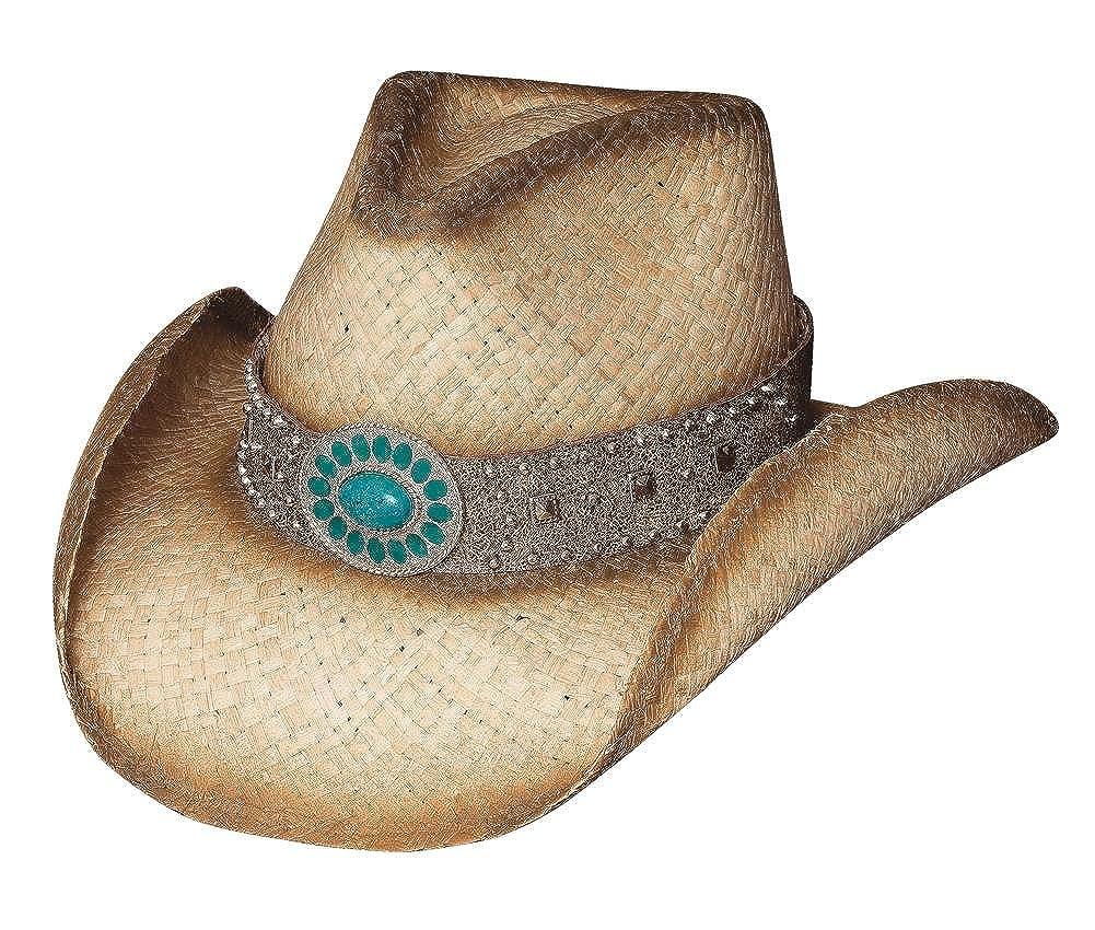 Amazon.com: Montecarlo bullhide sombreros Western Sombras ...