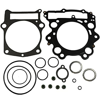 JDMSPEED New Top End Head Gasket Kit for Yamaha Rhino 660 04-07 & Grizzly 660 2002-2008: Automotive