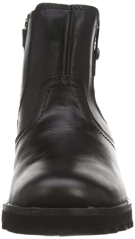 Geox JR Axel Boy A - Botas de Cuero Niños: Amazon.es: Zapatos y complementos