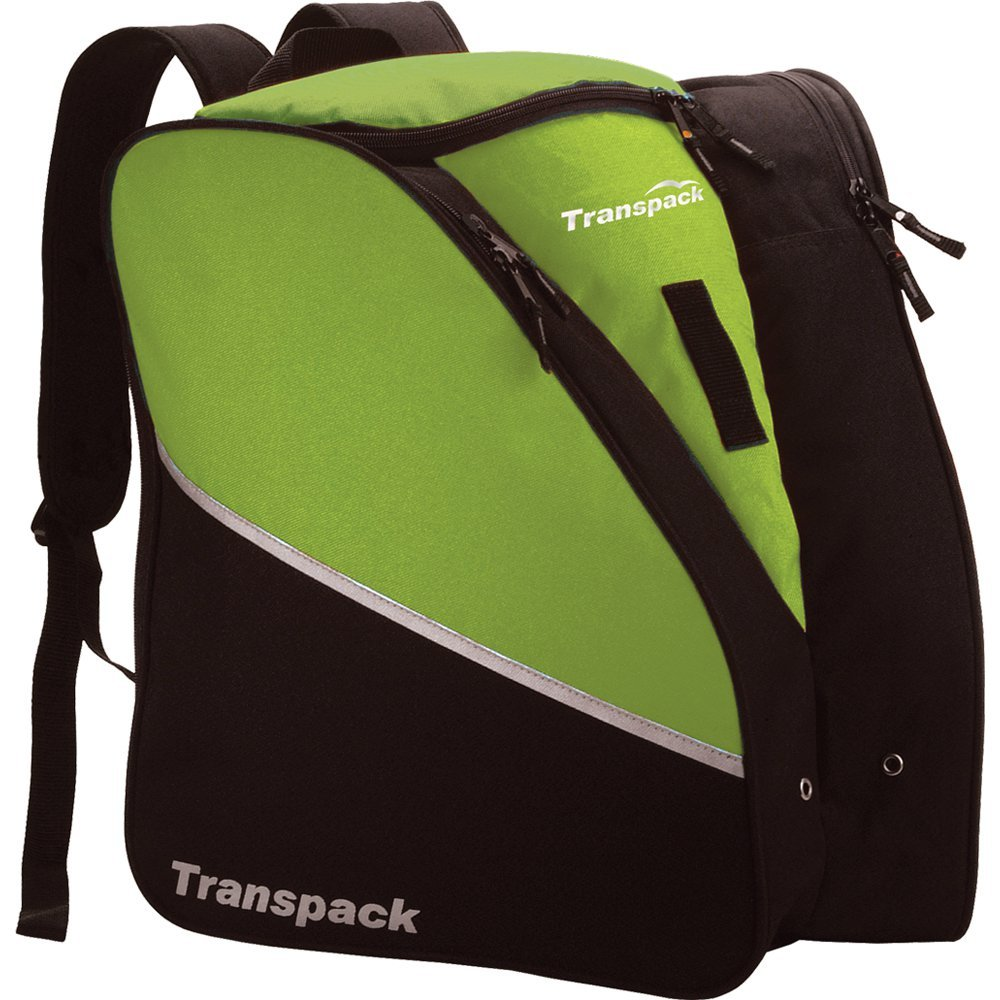 Transpack Edge Ski Boot Bag 2018, Lime , OS  by Transpack