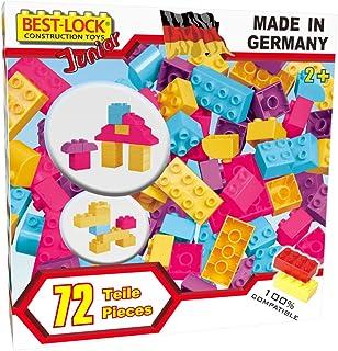 best lock g13073 junior bausteine 72 teile