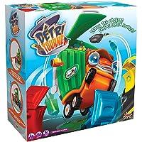 Splash Toys - Jeu d'action et de réflexe - Detritourne - Mission : Nettoyer la ville