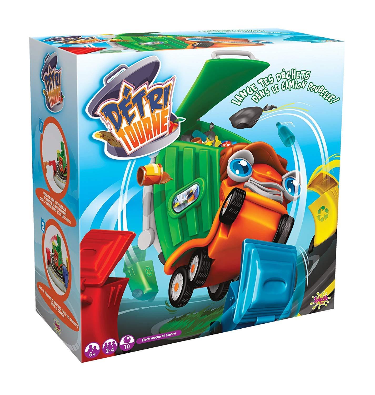 Splash Toys - Detritourne - Mission: Clean The City