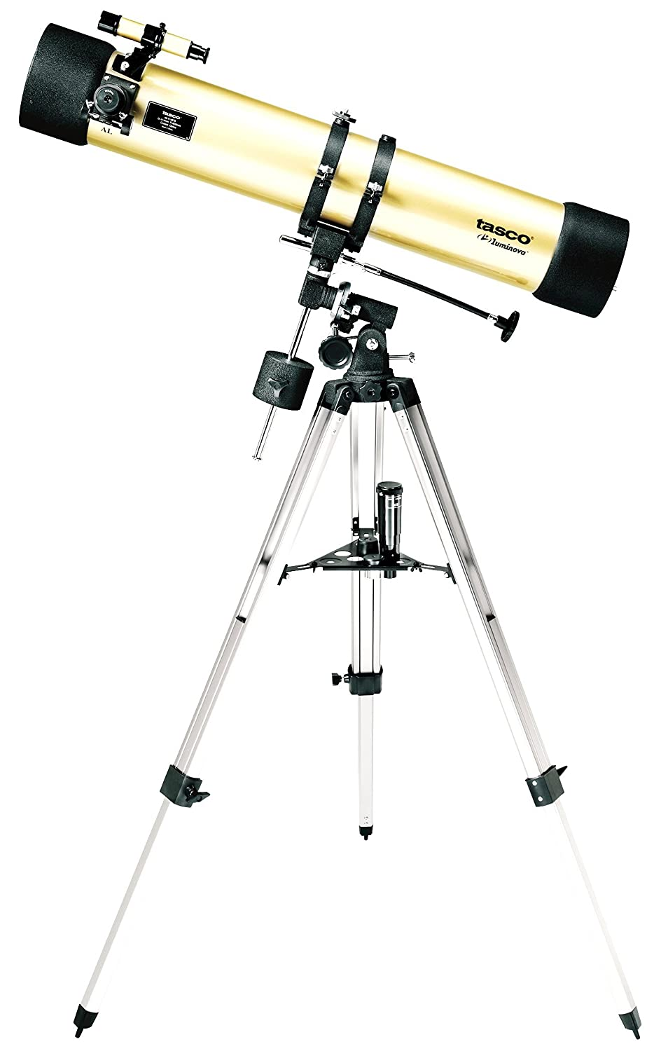 TASCO Luminova 675x114mm Reflector Telescope 20-3000