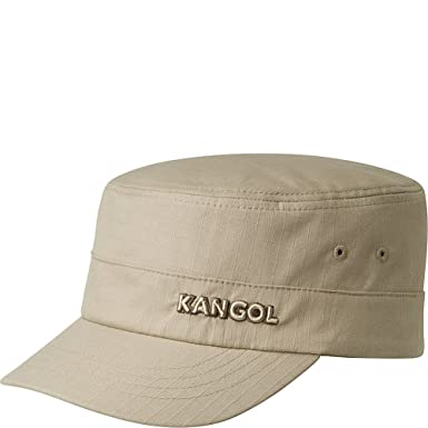 ddc98e55 Image Unavailable. Image not available for. Color: Kangol Men's Ripstop  Army Cap ...