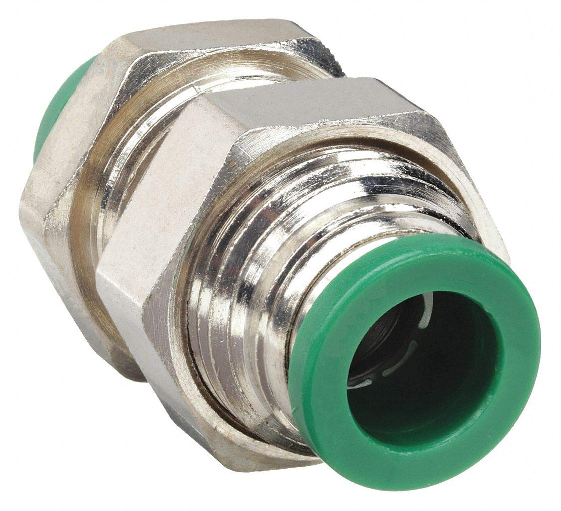 """PCVU-1//4 Push Check Valves To Connect Union 1//4/"""" Industrial Tube To Tube"""