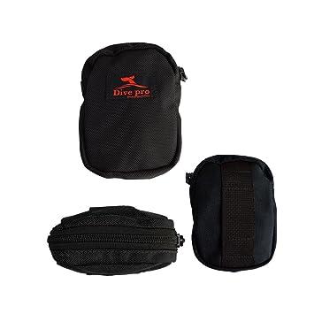 Tauchen DivePro Bleitasche Weight Pocket 2 kg für Flaschenspanngurt Blei & Bleigürtel