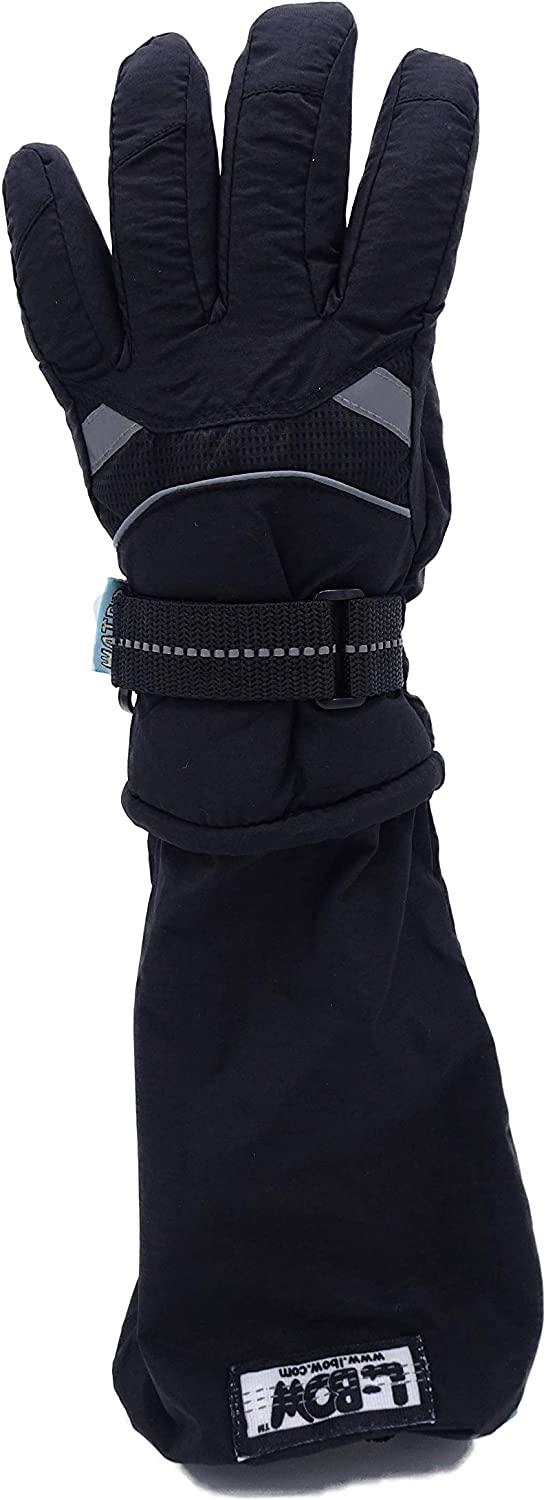 Boys Wing Waterproof L-Bow Glove