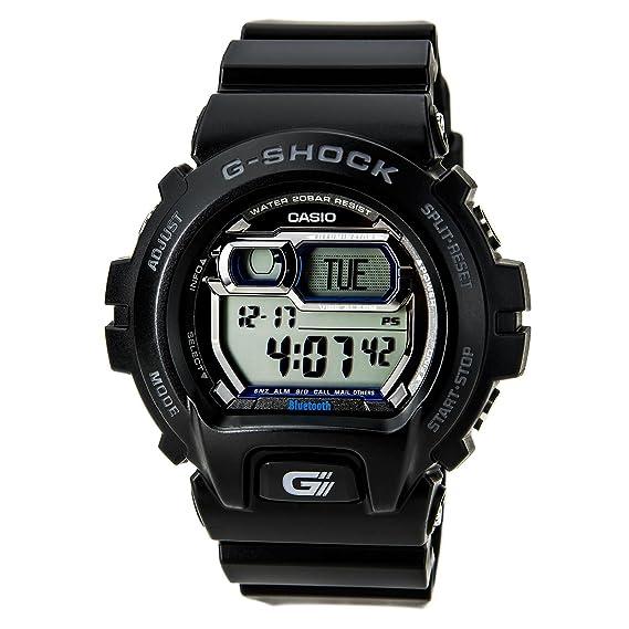 Casio GBX6900B-1 GBX-6900B-1 - Reloj para hombres, correa de resina: Amazon.es: Relojes