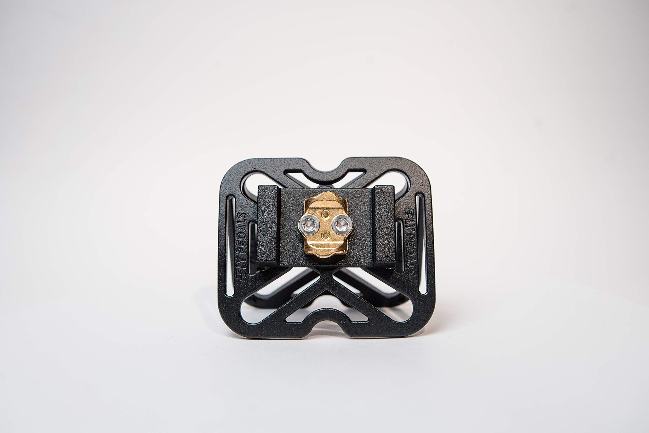 Fly Pedals II Convert Clip to Platform Universal Clipless Platform Adapters by Fly Pedals