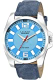 Laurels Gatsby Analog Blue Dial Men's Watch - Lo-Gt-203