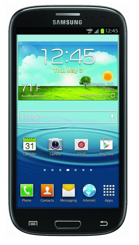 Amazon.com: Samsung Galaxy S3, Black 16GB (Verizon Wireless)
