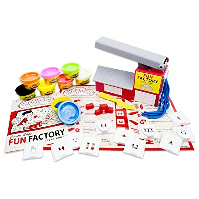 Play-Doh Classic Fun Factory Playset: Toys & Games
