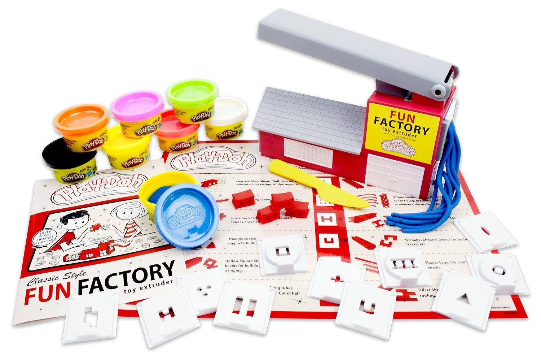 Play Doh Classic Fun Factory Playset