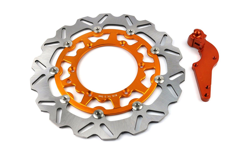 Disque de frein 320/mm avec patte de fixation