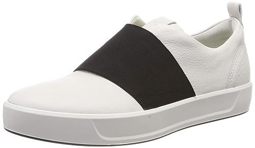 c96702fb Amazon.com | ECCO Women's Soft 8 Slip On Trainers | Shoes