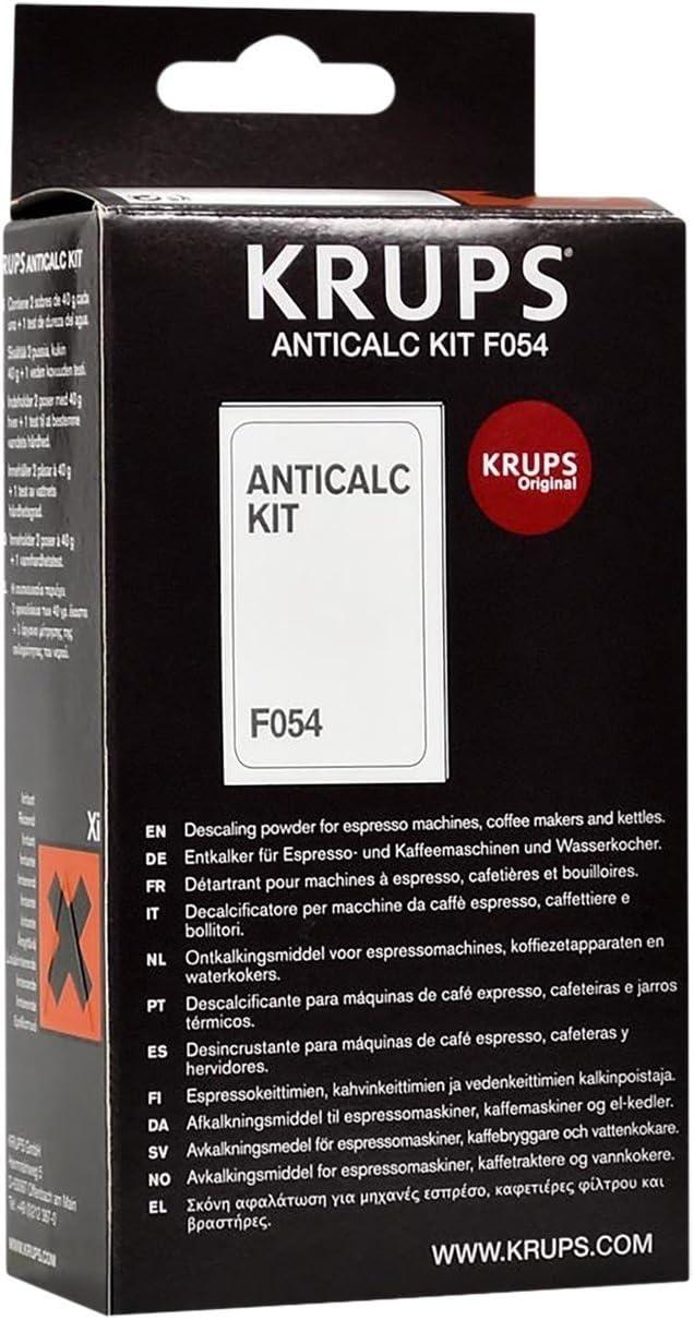 Lote de 2 bolsitas antical de 40 G – Cafetera, Expresso – Krups, MOULINEX, Rowenta, Tefal SEB,: Amazon.es: Hogar