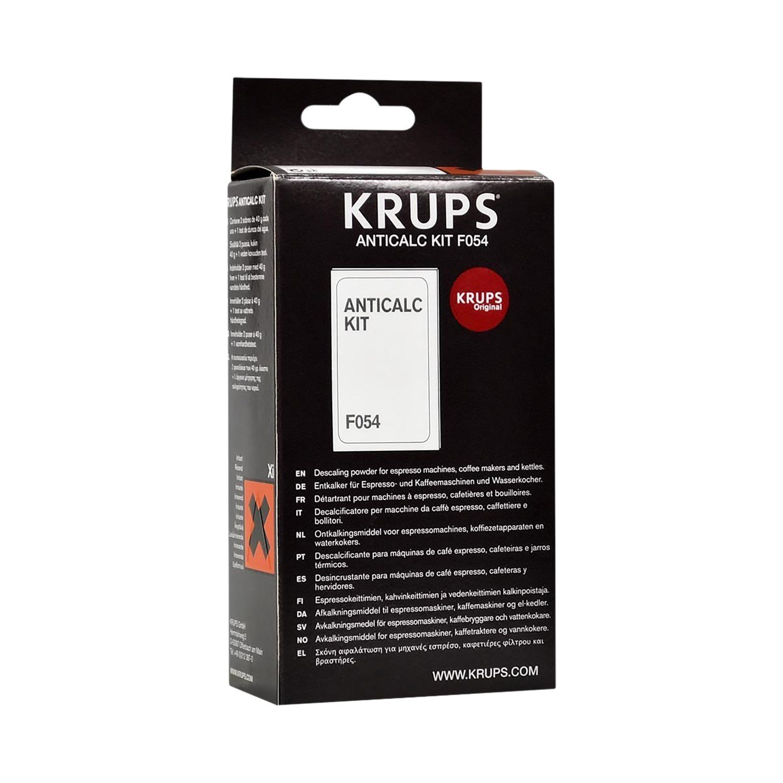 Lote de 2 bolsitas antical de 40 G - Cafetera, Expresso - Krups ...