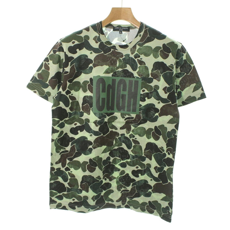 (コムデギャルソンオム) COMME des GARCONS HOMME メンズ Tシャツ 中古 B07FD414LC  -