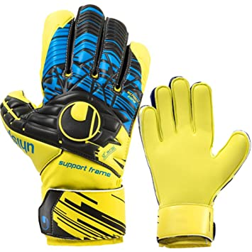 recognized brands united states wholesale price uhlsport Torwarthandschuhe Fingerschutz Fingersave für mehr Grip