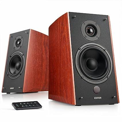 grande bluetooth rms subwoofer inch edifier speakers optical products monitors bookshelf studio near field watts powered input