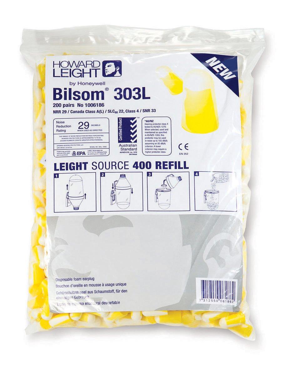 耳栓Bilsom 303L(1ペア)   B000XQ4FIY
