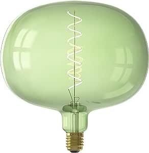 Calex BODEN LED Color range flex filament 220-240V 4W E27, Emerald Green 2200K dimbaar