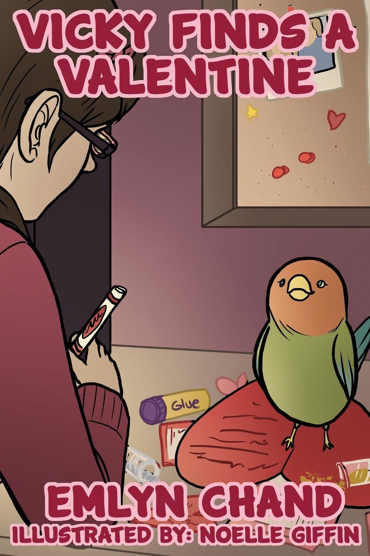 Vicky Finds a Valentine (a Bird Brain Book) pdf epub