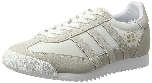 Og Da Basse Bianco Footwear Adidas Dragon Uomo Ginnastica Scarpe BqtwAxP5