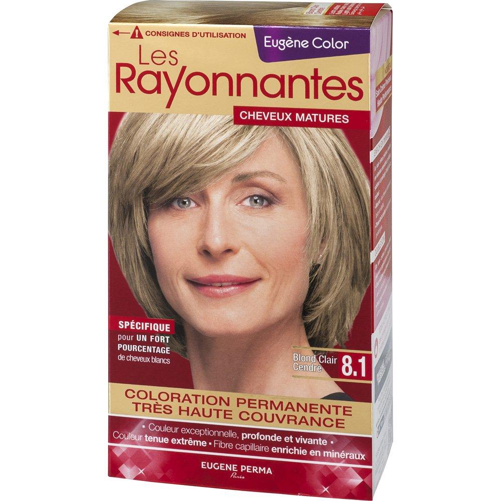 eugne color coloration 81 blond clair cendr - Coloration Blond Clair Cendr