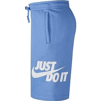51f3b85dd4f Nike Men's Sportswear Just Do It Training Shorts, Medium: Amazon.co ...