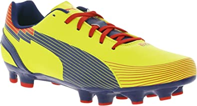 PUMA Evospeed 5 Graphic FG Zapatos de fútbol para Hombre