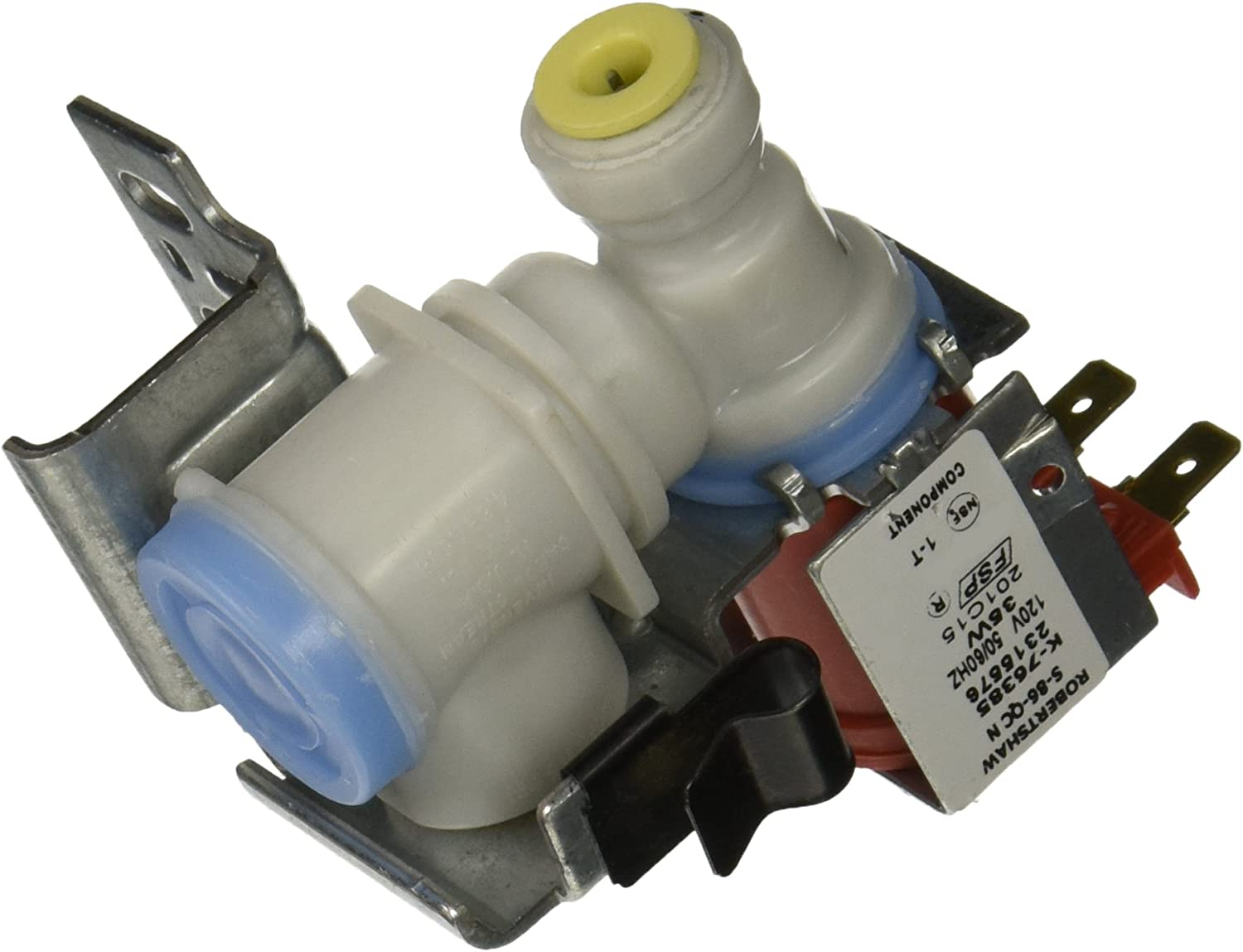 whirlpool refrigerator water valve fsp 2315576 updated part number for 2210436