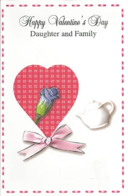 amazon com happy valentine s day daughter and family v3 office