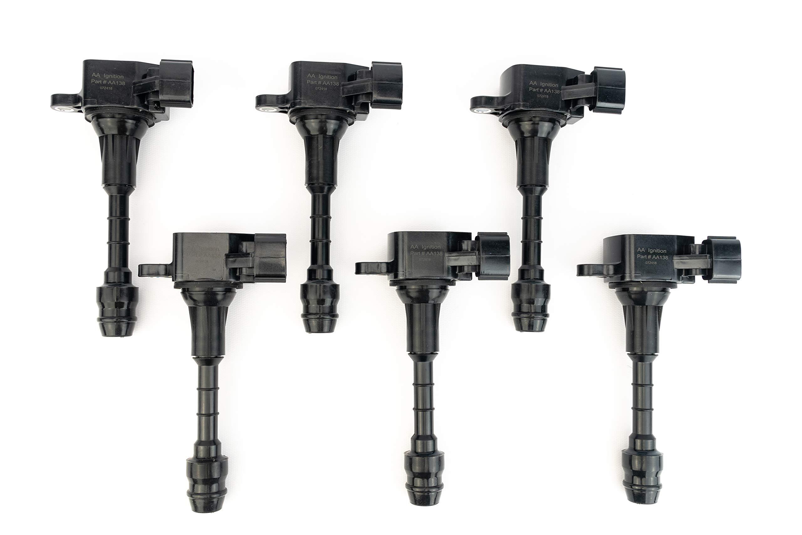 Infiniti FX35 G35 M35 Nissan 350Z 22448AL615 Ignition Coil Hitachi Fits