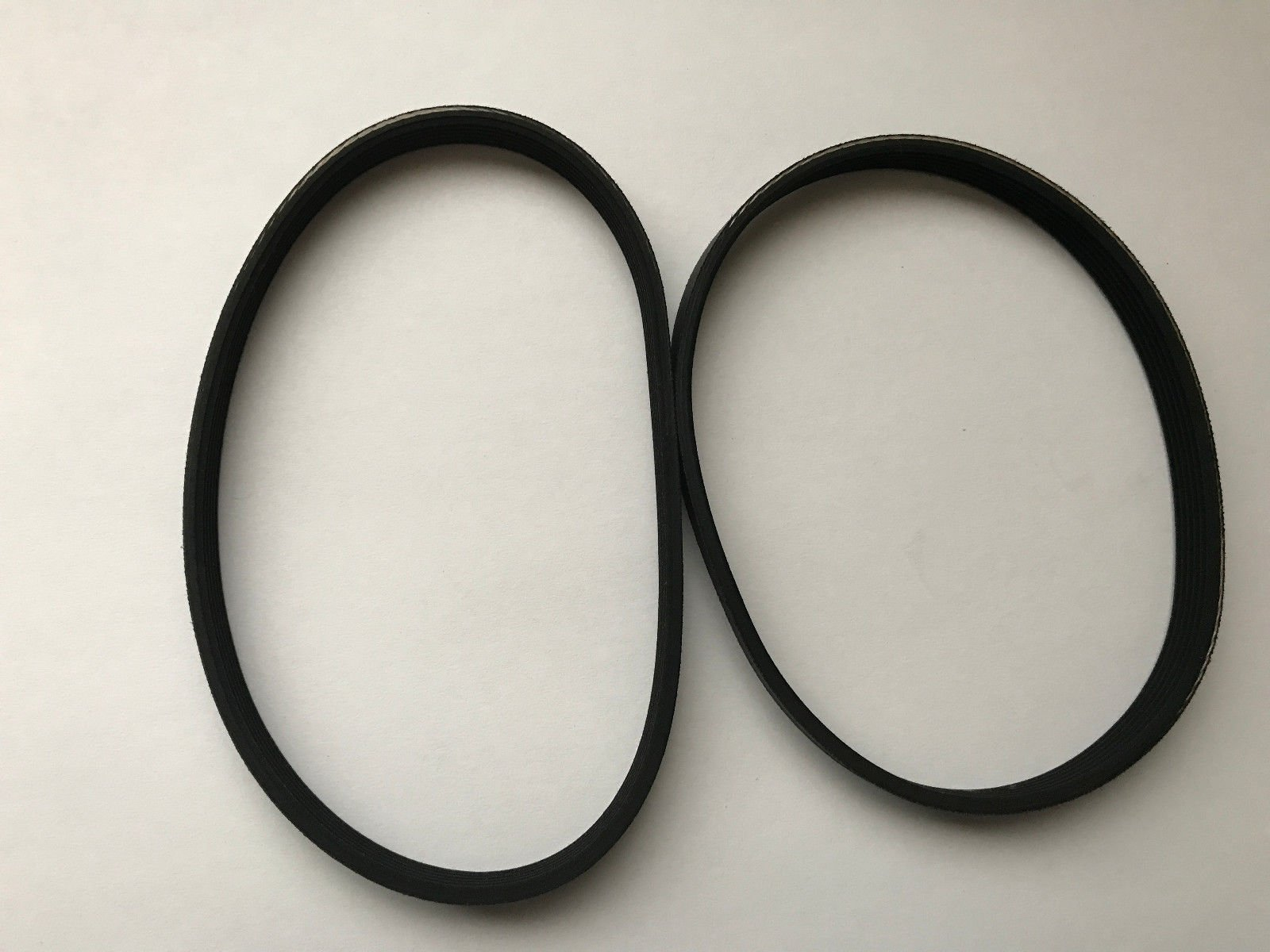 2 New Replacement Belts Hoover Nanolite Vacuum Series ZH12.0