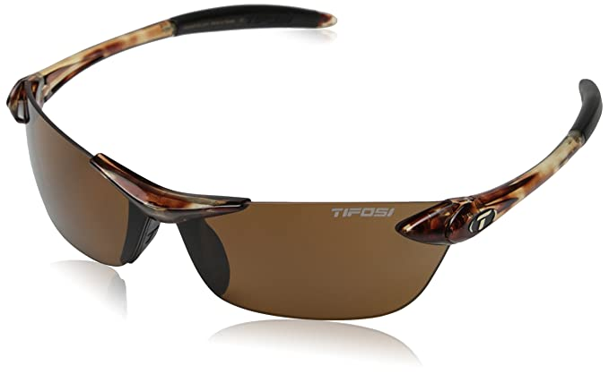65aa279c91 Amazon.com  Tifosi Seek Polarized Wrap