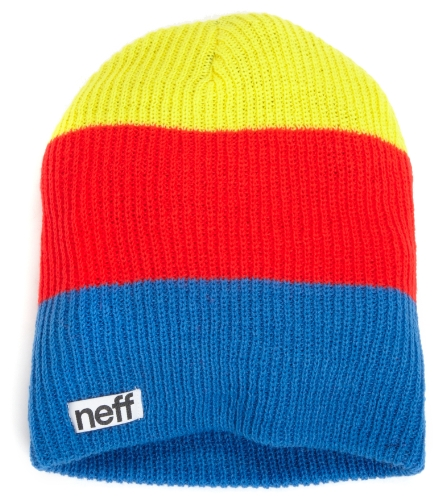 única Multicolor Red Gorro Turquoise unisex Grey Yellow Talla Multicolor Blue Yellow Trio Neff wPI8xqXI