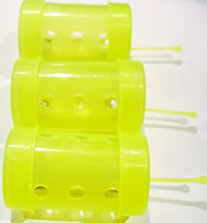 Includes a FREE double Ended Disgorger 3 X Medium Plastic Closed Feeders 25g