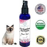 Harbors Cat Repellent and Trainer - Cat Repellent Spray Indoor - 4 oz | Cat Training Spray | Cat Repellent for Furniture…