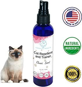 Harbors Cat Repellent and Trainer