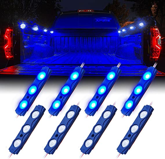Xprite Led Rock Light for Bed Truck