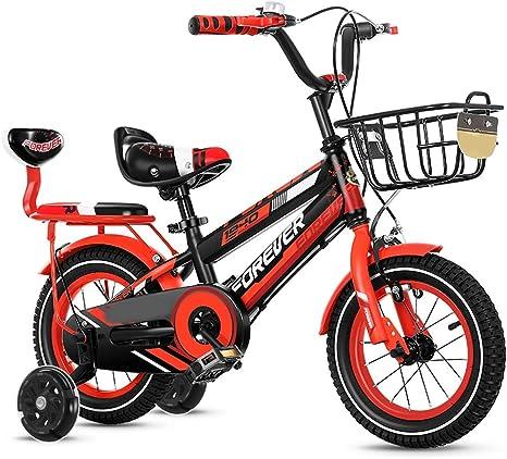 Bicicleta para niños 2-3-4-5-6 años Bicicleta de niño y niña ...
